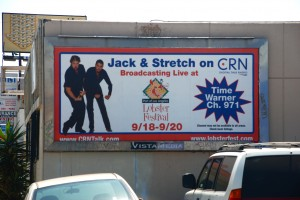 The J &amp; S Billboard that is up around town