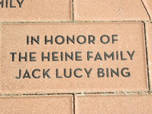 The Heine Family Brick