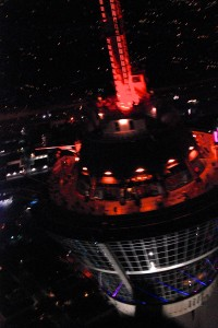 Up close to the Stratosphere
