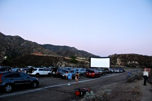 "At the ""Drive-In"""